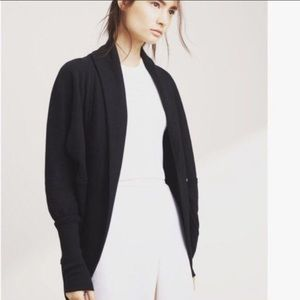 Wilfred Aritzia Diderot Cardigan Open Front Wrap